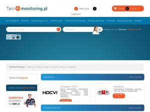 kamera bcs do monitoringu